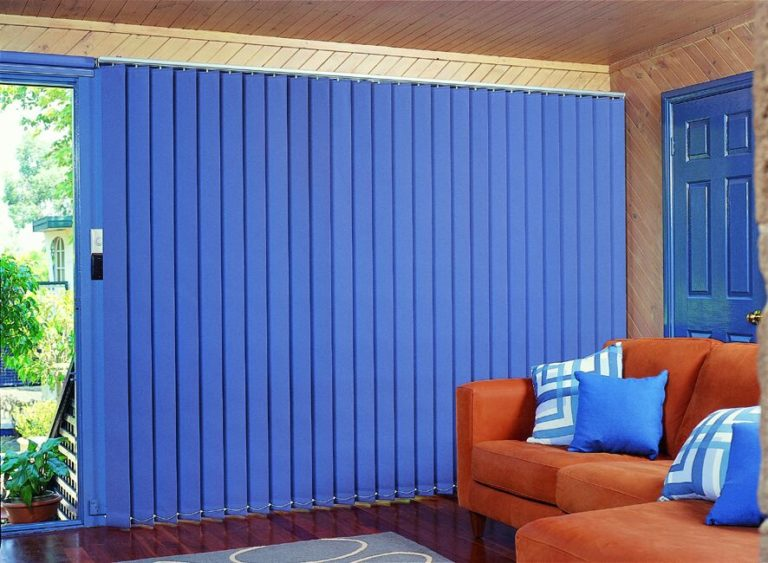 Fabric Vertical Blinds-Quality-Blinds-Hernando