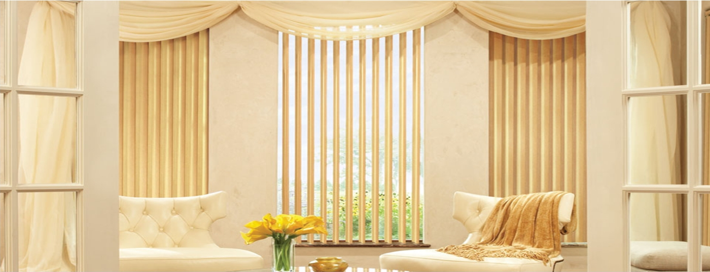 We offer Shades, Blinds and Shutters
